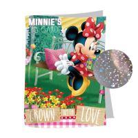 füzetborító  A5 Minnie