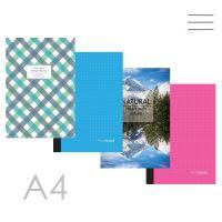 Butikkönyv A4, vonalas - 96 lapos