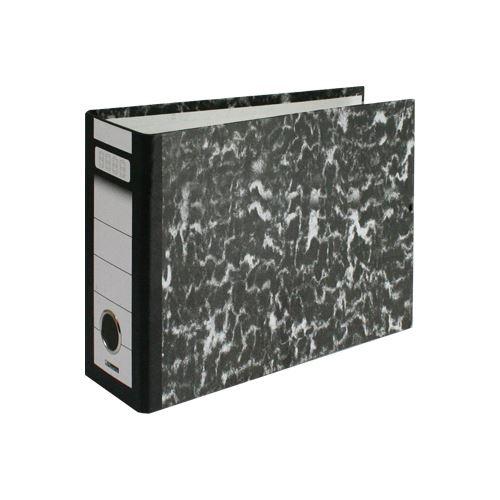 Iratrendező  Econom A5 80 mm, fekete