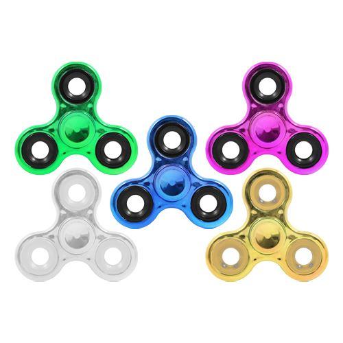 Fidget Spinner -7,6 cm fém, vegyes színek