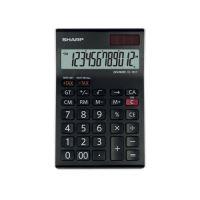 Asztali számológép SHARP SH-EL124TWH