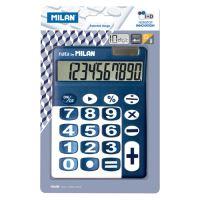 Számológép MILAN 10-karakteres 150610 kék