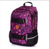 Študentský batoh OXY SPORT Camo Girl