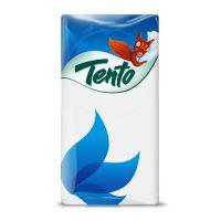 Papír zsebkendő TENTO 3 rétegű