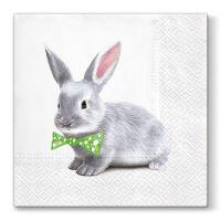 Szalvéta PAW L 33x33cm Ben Bunny