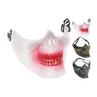 Maska Halloween 30x15 cm, mix/1ks
