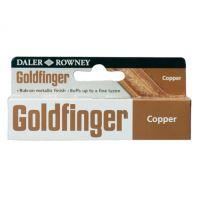 DR Goldfinger réz képkeretjavító