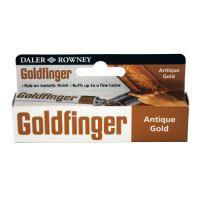 DR Goldfinger antik arany képkeretjavító