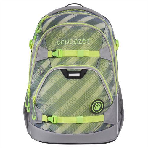 Školský ruksak coocazoo ScaleRale, MeshFlash Neongreen, certifikát AGR