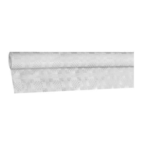 Papír terítő tekercs 10 x 1,20 m fehér [1 db]
