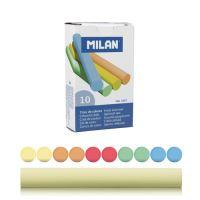 Kréta MILAN kerek színes 10db pormentes