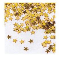 Konfetti csillogó csillag arany 15g