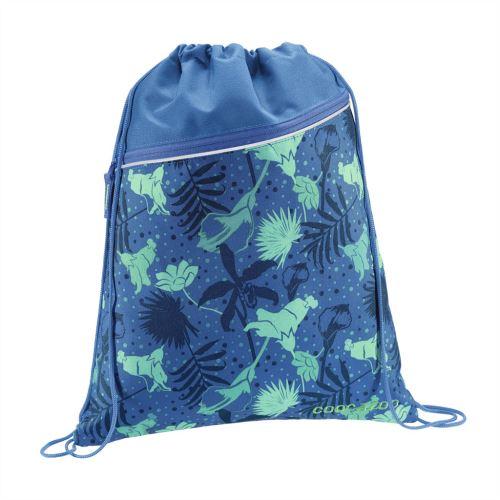 Športový vak na chrbát coocazoo, Tropical Blue