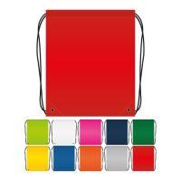 Tornazsák 41x34 cm - vegyes 10 szín