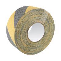 Csúszásgátló szalag  Anti-Slip Tape 50 mm x 10 m, fekete/sárga
