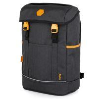 Študentský batoh OXY URBAN Black