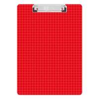 Felírótábla PS/A4, piros