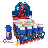 Buborékfújó DULCOP 175 ml, Spider-Man
