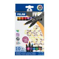 Filctoll készlet MILAN  kétoldalas 0,5mm - 10 db