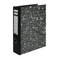 Iratrendező Econom A4 80 mm, fekete