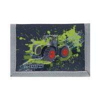 Detská peňaženka Traktor