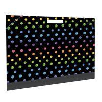 Doska školská Lamino A3 na výkresy OXY Dots Colors