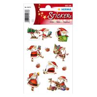 Karácsonyi mágikus címkék - St. Nicholas Day