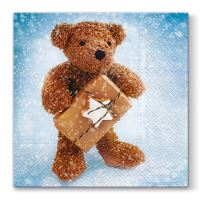 Szalvéta TaT 33x33cm Sweet Teddy