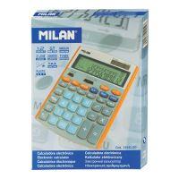 Számológép MILAN 12-karakteres 153512 narancssárga