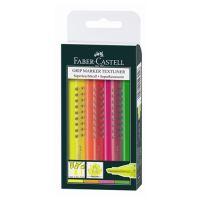 Faber-Castell Grip Textliner R / 4 Állítsa a kiemelőt