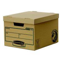 """Archívny kontajner, kartónový, štandardný, """"BANKERS BOX® EARTH SERIES by FELLOWES®"""""""