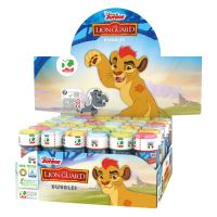 Buborékfújó DULCOP 60 ml, The Lion Guard