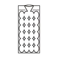 Zacskó 24 jégkocka készítéséhez [10 db]