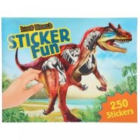 Kreatívna sada Dino World + 250 samolepiek