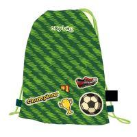 Vrecko na prezuvky Football Green