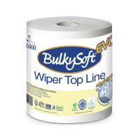 Kéztörlőkendő tekercses Bulky Soft Excellence 3500, 100% cel.3rétegű, 2db/csomag