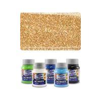 ACR Textil szín 37ml, fémes arany