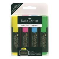 Faber-Castell Textliner 1548/4 készlet