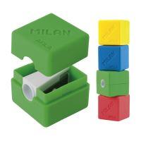Hegyező műanyag MILAN Cubic