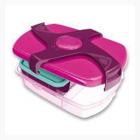 Box na desiatu MAPED Picnik Concept, ružový
