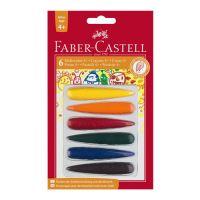 Faber-Castell műanyag ceruzák a tenyérbe