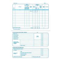Záznam o prev. vozidla osob. dopr. A5 (275)