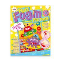 Fun Foam Kép hab díszítés