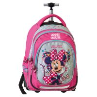 Iskolatáska gurulós    Smart Trolley Minnie Mouse, Fashion