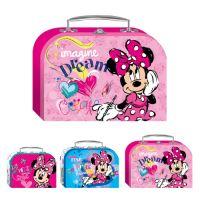 3-db bőrönd készlet Minnie
