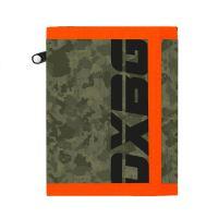 Peňaženka OXY Army/Orange