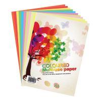 Fénymásolópapír A4 80g 500-10 /pasztel + NEON/