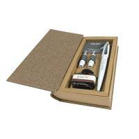 Kaligrafický set biely ONLINE - plniace pero + hroty + converter + inkoust