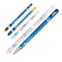 Zselé toll/törölhető M&G Erase Hello Pencil 0,5 mm, kék