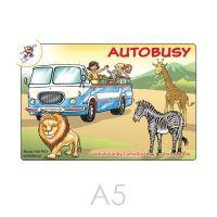 Kifestő A5 Autóbuszok
